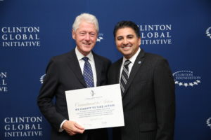 Clinton Global Initiative Kevin 300x200 - Avasant Recognized for Digital Youth Employment Commitments at CGI 2016