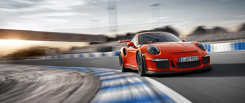 Porsche Track 2