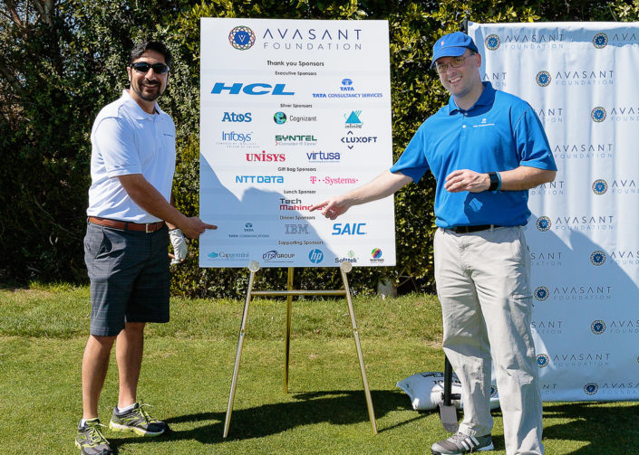 Avasant Foundation Golf For Impact 2016