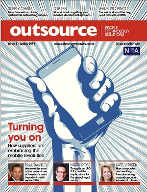 Impact Sourcing   published by Outsource Magazine - Impact Sourcing: Featured article in Outsource Magazine