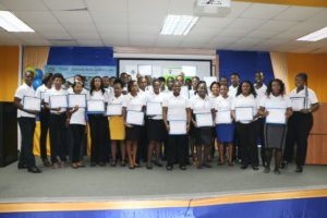 IMG 8366 copy 300x200 - Unique Digital Jobs Program in Jamaica Generates High Value Opportunities for Over 120 Deserving Youth