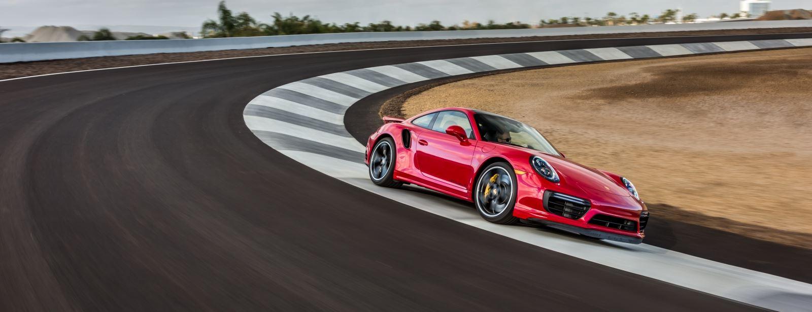 Porsche Track - Empowering Beyond Summit 2017