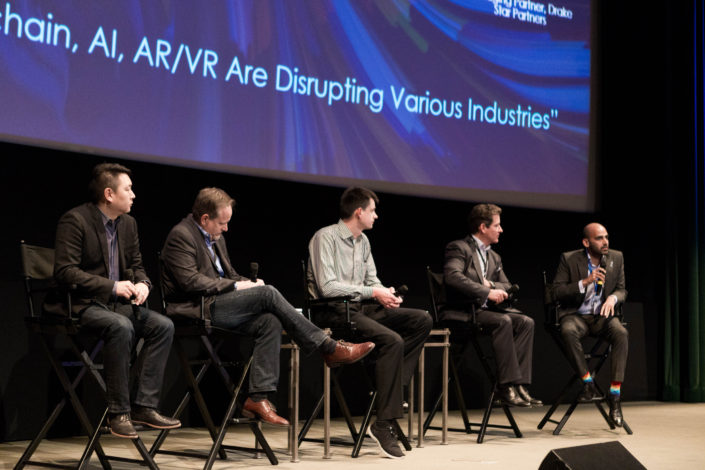 Panel Discussion on Disruptive Technologies