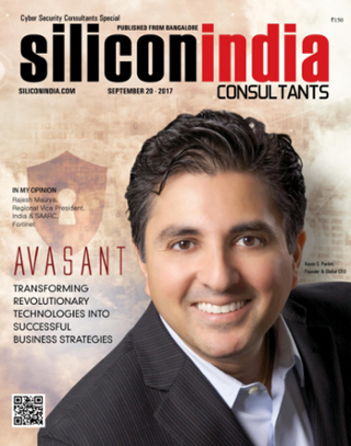 Siliconindia September 2017 Cover