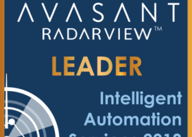 Badges 01 e1535049066900 280x200 - Intelligent Automation Services Radarview™: Witnessing the Next Stage of Enterprise Cognitive Evolution