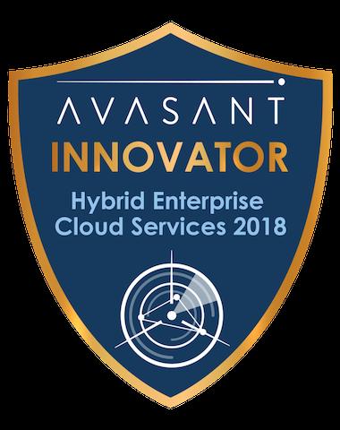 Innovator HEC Badge sized - Hybrid Enterprise Cloud 2018 Zensar
