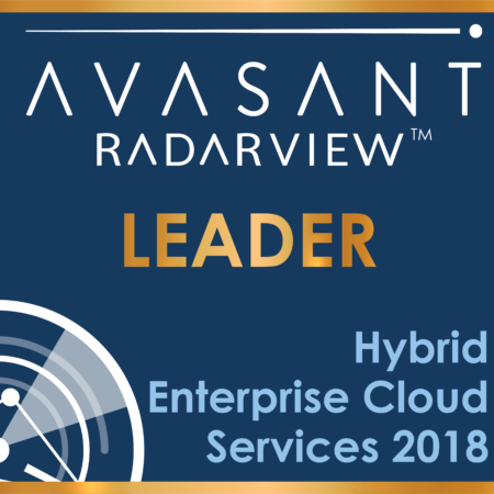 Square Leader Cloud 450x450 - Hybrid Enterprise Cloud Services Radarview 2018, Service Provider Profiles