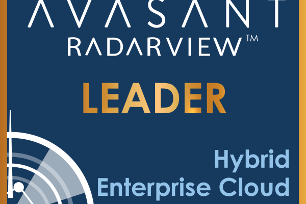 Square Leader Cloud 600x400 - Hybrid Enterprise Cloud Services Radarview 2018, Service Provider Profiles