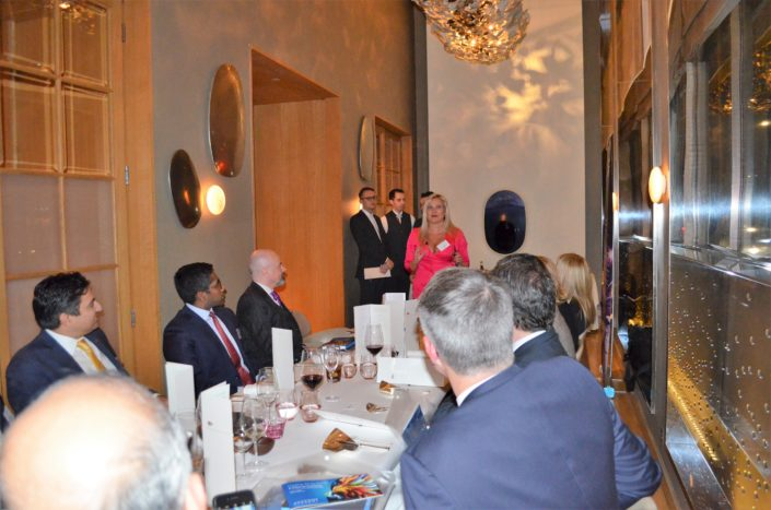 DSC 0439 705x467 - Avasant Hosts Executive Roundtable - London, UK