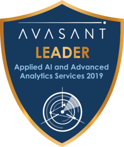 Badges 05 252x300 - Applied AI and Advanced Analytics 2019 Infosys RadarView™ Profile