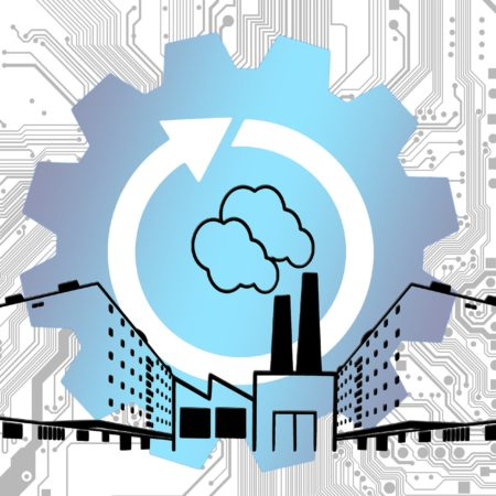 MaxPixel.freegreatpicture.com Internet Of Things Project Industry 0 Industry 4 2496189 450x450 - Asset-Intensive Industries Have Seen the Highest Concentration of Revenue, but Other Industries Are Catching Up