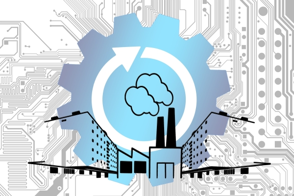 MaxPixel.freegreatpicture.com Internet Of Things Project Industry 0 Industry 4 2496189 600x400 - Asset-Intensive Industries Have Seen the Highest Concentration of Revenue, but Other Industries Are Catching Up