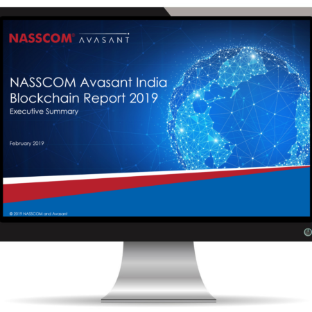 Nasscom placeholder 1 450x450 - NASSCOM Avasant Blockchain India Report 2019