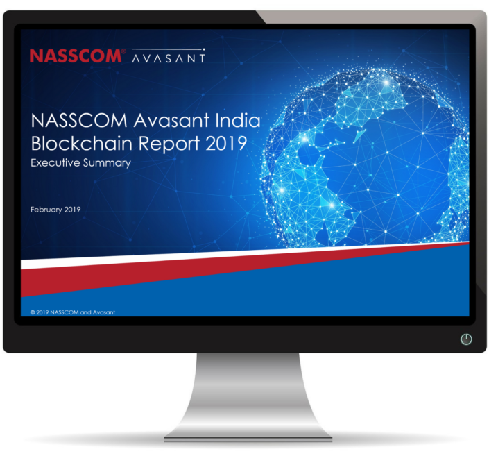 Nasscom Avasant India Blockchain Report 2019