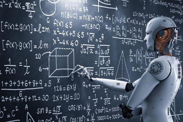 Robot working on chalkboard scaled 600x400 - The Digital Transformation Journey: Lessons from a CIO's Perspective Part Two: Approach to Your Digital Transformation Journey
