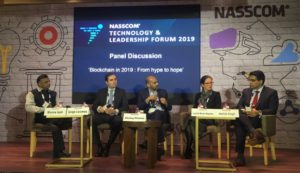 nasscom photo 300x173 - NASSCOM and Avasant release key highlights of the India Blockchain 2019 report at the flagship NASSCOM Technology & Leadership Forum