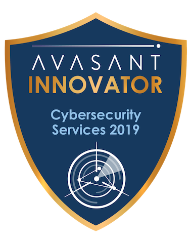Cybersecurity Innovator Badge - Cybersecurity Services 2019 British Telecom RadarView™ Profile