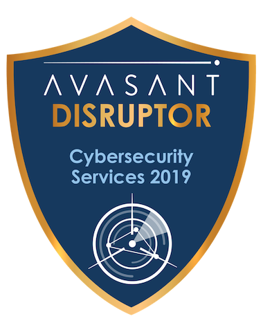Disruptor Badge Cybersecurity - Cybersecurity Services 2019 CenturyLink RadarView™ Profile