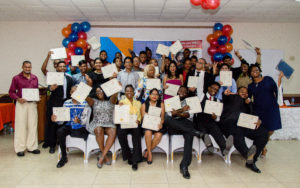 DSC 0781 300x188 - Avasant Foundation Graduates First Cohort of Students to Benefit from Digital Skills for Global Services in Trinidad and Tobago