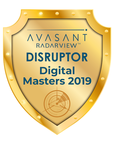 Digital Masters Badge Sized 2 - Digital Masters Cognizant RadarView™ Profile 2019