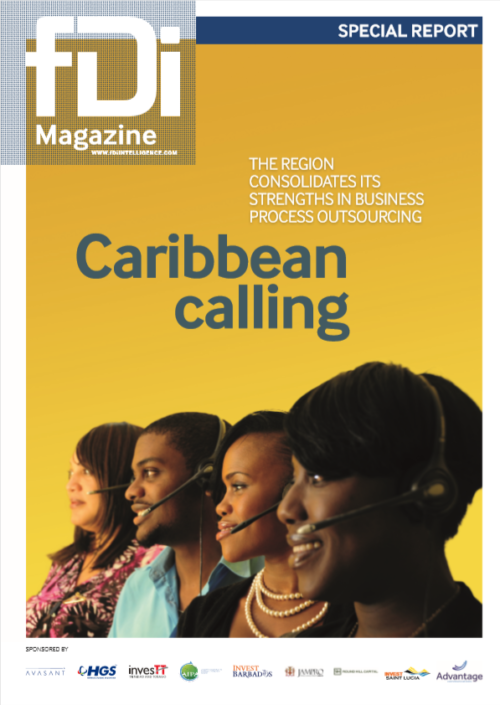 fDi caribbean calling 500x705 - Publications
