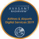 Airline and Airports Digital Services 2019 Circle 80x80 - RadarView™