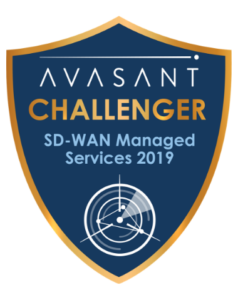 SD WAN Challenger Badge 238x300 - RadarView™ Packages