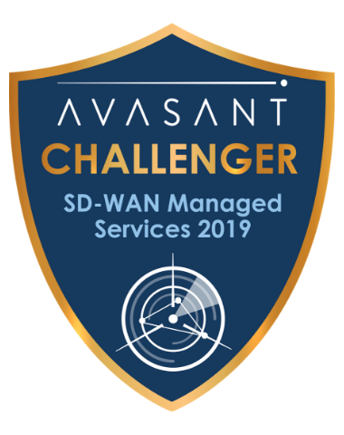SD WAN Challenger Badge