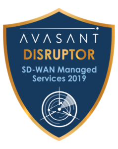 SD WAN Disruptor Badge 238x300 - RadarView™ Packages