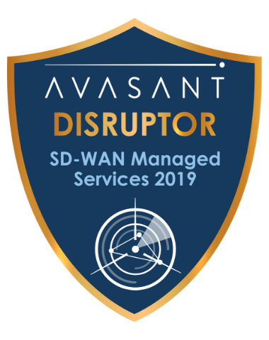 SD WAN Disruptor Badge