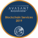 Blockchain Services 2019 Round Badge 80x80 - RadarView™