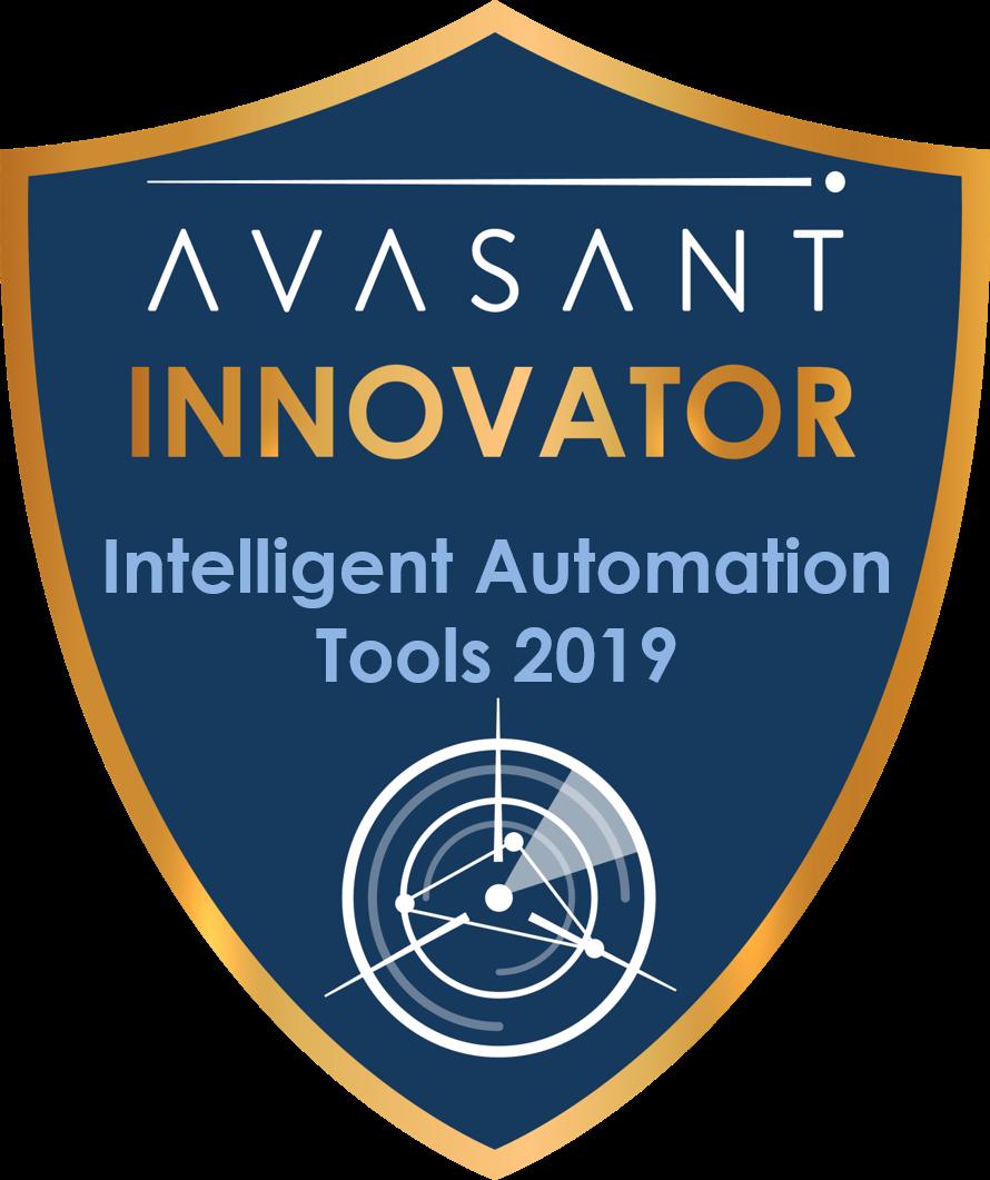 IA Tools 2019 Innovator