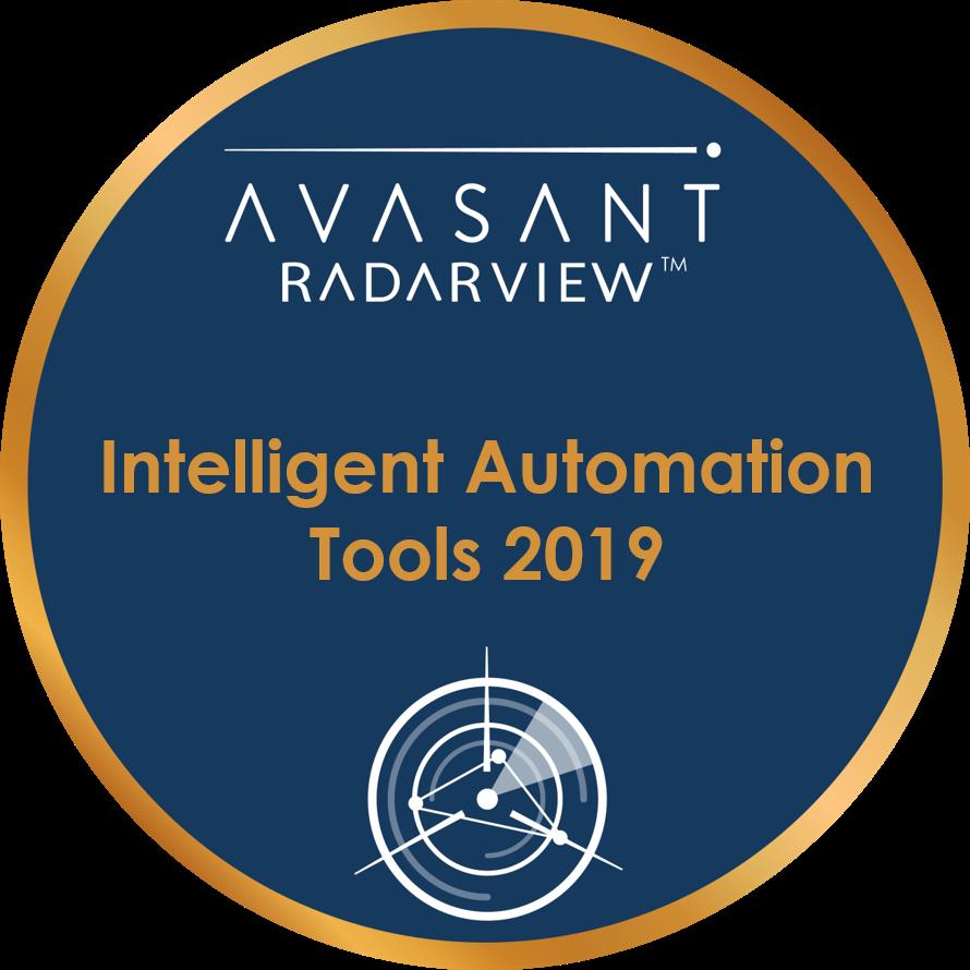 IA Tools Round badge - RadarView™