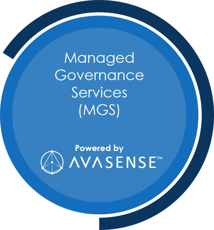 Managed Governance Services Powered by AvaSense - Governance & Compliance