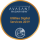 Utilities Digital Services Round Badge 2019 80x80 - RadarView™
