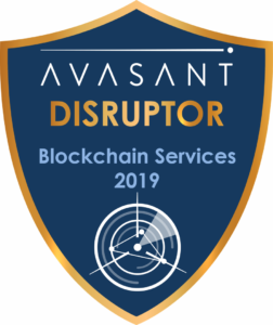 Blockchain Services Disruptor 2019