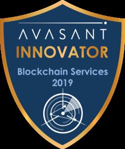 Blockchain Services Innovator 2019