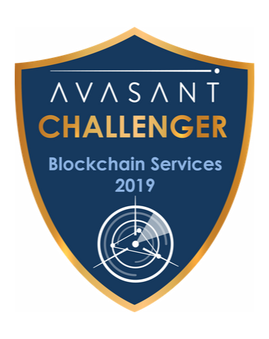 Blockchain challenger badge 2019