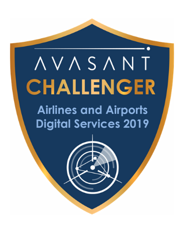Airlines Airports Challenger badge 2019