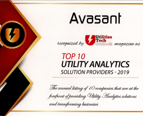 Avasant Recognized by Utilities Tech Outlook 495x400 - Avasant Research Bytes