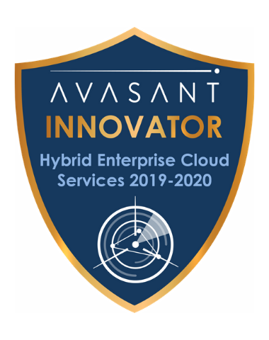 HEC Innovator badge 1 - Evolving from Covid19 with Hybrid Cloud Strategies for Cost Optimization at Scale Presented in Collaboration with Zensar and AWS