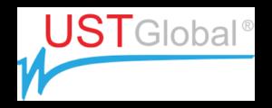UST Global Sponsor logo