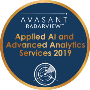 applied ai advanced analytics services 2019 - RadarView™