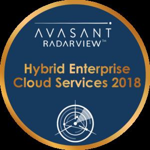 hybrid enterprise cloud services 2018 - RadarView™
