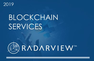 Blockchain Services 2019 RadarView™