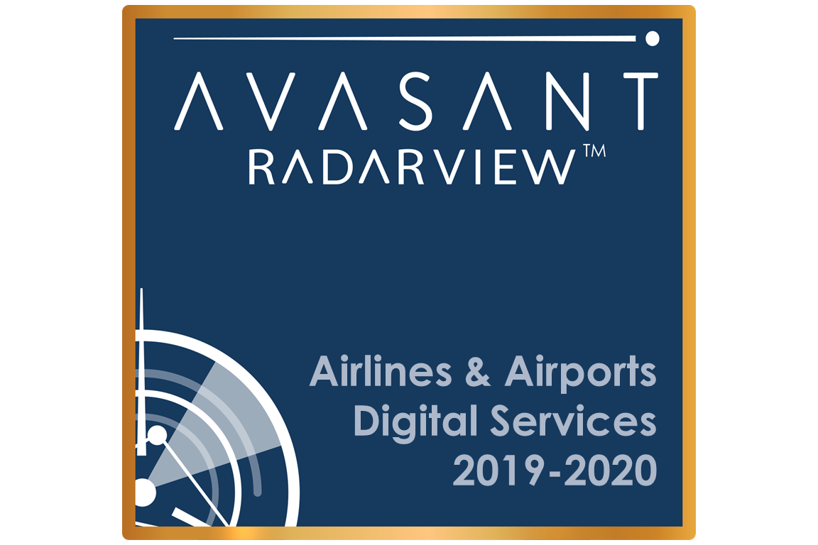 RVBadges PrimaryImage Airline1 - Blockchain Services 2019 RadarView™