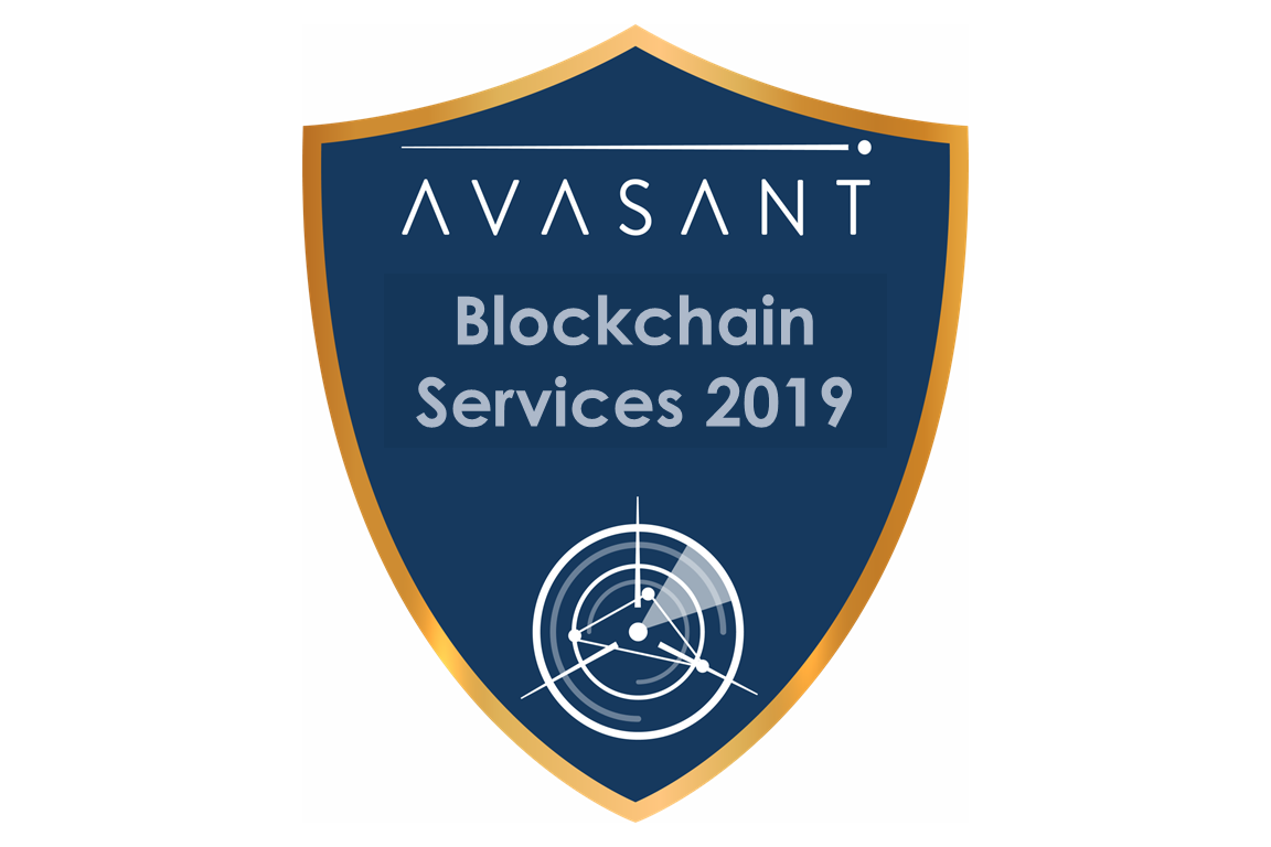 RVBadges PrimaryImage Blockchain19 - Airlines and Airports Digital Services 2019-2020 RadarView™