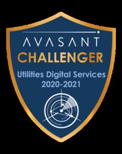 Utilities Challenger badge 1 238x300 - Utilities Digital Services RadarView™ 2020-2021 - Fujitsu