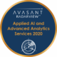 Applied AI and Advanced Analytics Circle Badge 80x80 - RadarView™