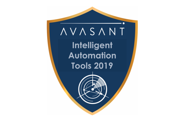 BAdge4 600x400 - Intelligent Automation Tools 2019 RadarView™